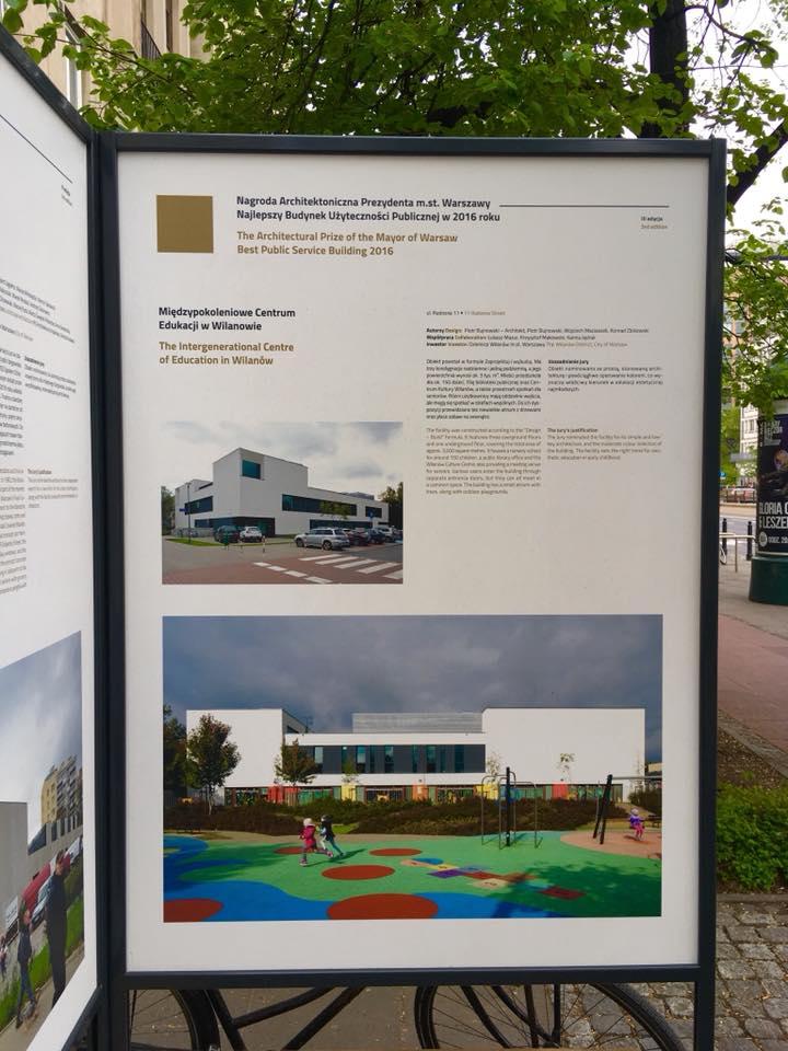 galeria w przestrzeni miejskiej